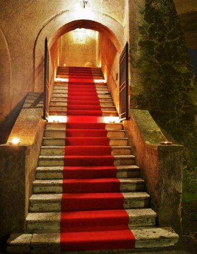 CastelloFarnese - ingresso
