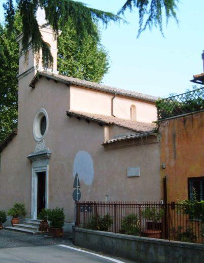 Chiesa San Pancrazio Martire